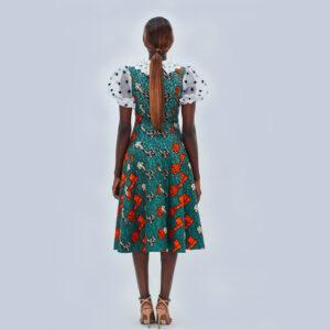 ULI PRINT DRESS