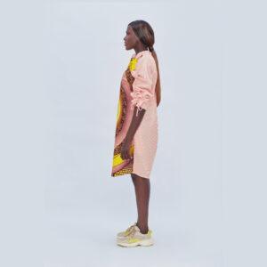 FRUNI SHIRT DRESS