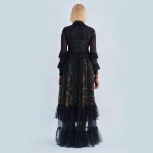 LILO PRINT SHIRT DRESS